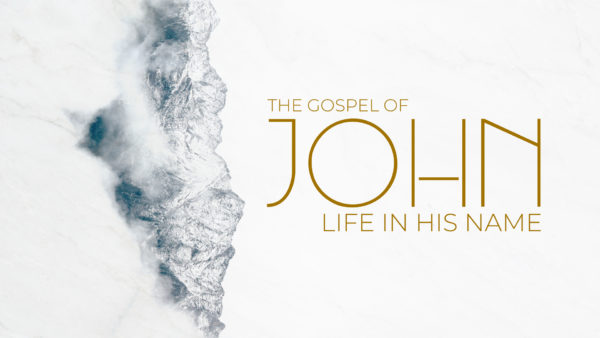 The Gospel of John: Life in His Name - Humbling Yourself, Exalting Christ (John 3:22-36) Image